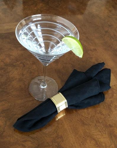 Martini Water glass