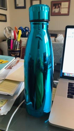 Turq water bottle